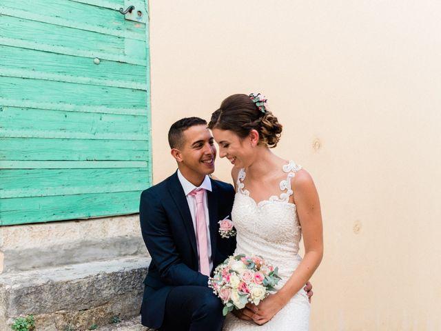 Le mariage de Mélanie et Yanis à La Crau, Var 16