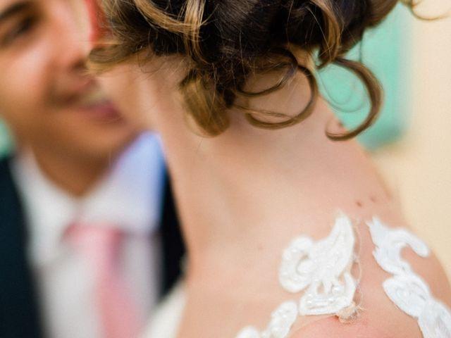 Le mariage de Mélanie et Yanis à La Crau, Var 18