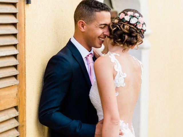 Le mariage de Mélanie et Yanis à La Crau, Var 23