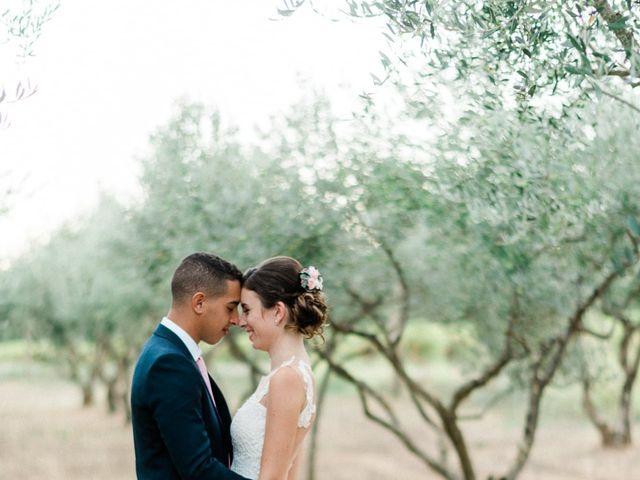 Le mariage de Mélanie et Yanis à La Crau, Var 27