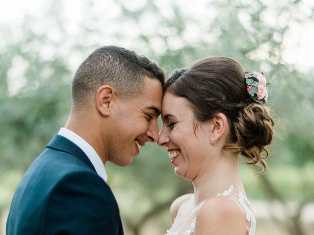 Le mariage de Mélanie et Yanis à La Crau, Var 28