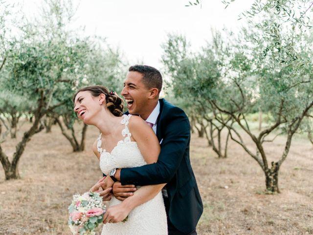Le mariage de Mélanie et Yanis à La Crau, Var 31