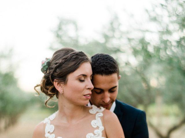 Le mariage de Mélanie et Yanis à La Crau, Var 32