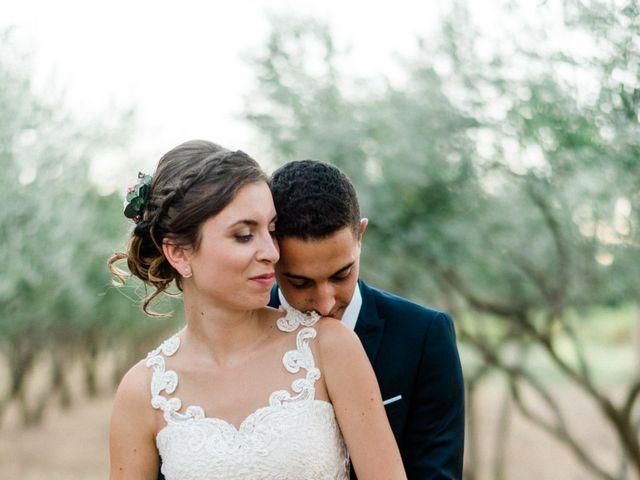 Le mariage de Mélanie et Yanis à La Crau, Var 33