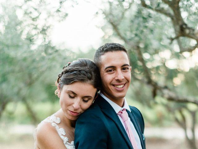 Le mariage de Mélanie et Yanis à La Crau, Var 34