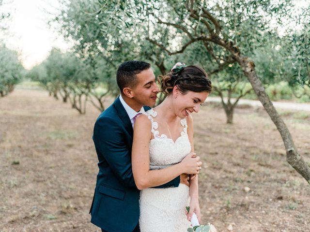 Le mariage de Mélanie et Yanis à La Crau, Var 35