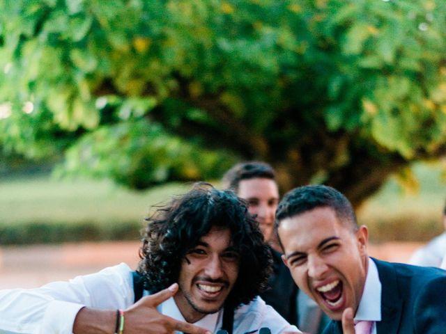 Le mariage de Mélanie et Yanis à La Crau, Var 46