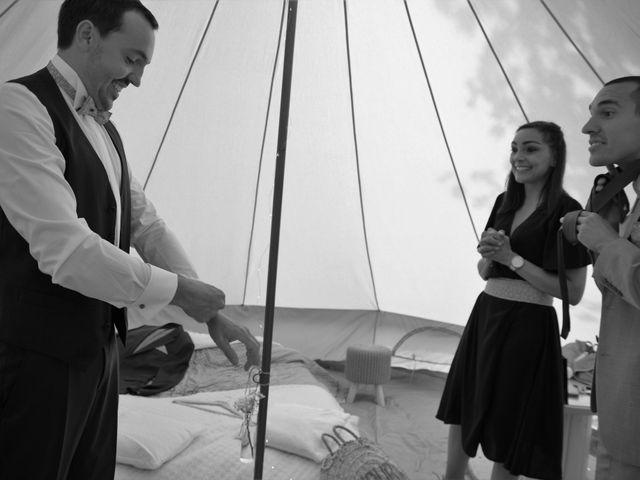 Le mariage de Antoine et Sarah à Bonneville-Aptot, Eure 6