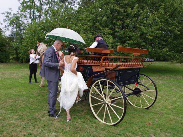 Le mariage de Antoine et Sarah à Bonneville-Aptot, Eure 8