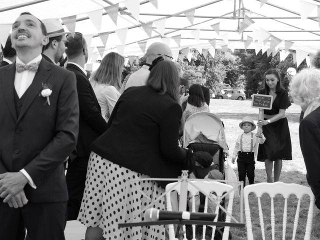 Le mariage de Antoine et Sarah à Bonneville-Aptot, Eure 11