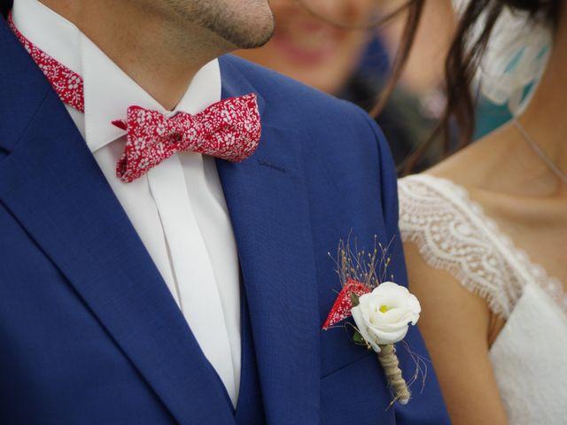 Le mariage de Antoine et Sarah à Bonneville-Aptot, Eure 12