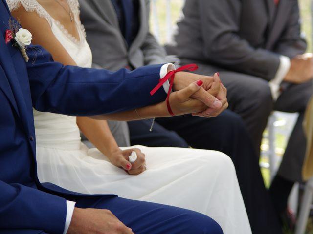 Le mariage de Antoine et Sarah à Bonneville-Aptot, Eure 16