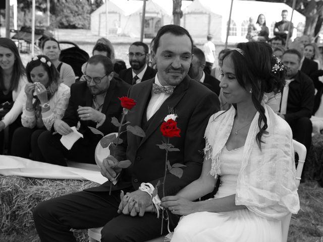 Le mariage de Antoine et Sarah à Bonneville-Aptot, Eure 19