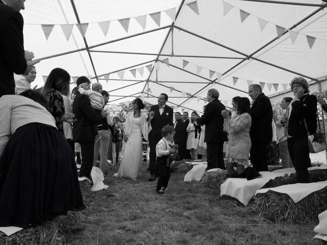 Le mariage de Antoine et Sarah à Bonneville-Aptot, Eure 22