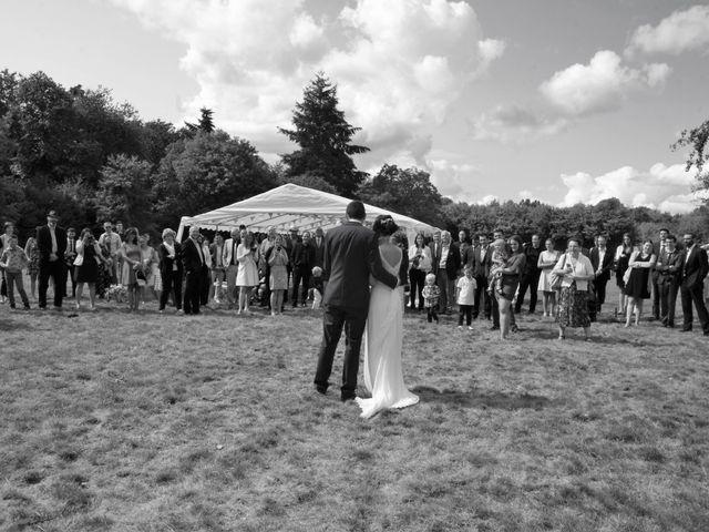 Le mariage de Antoine et Sarah à Bonneville-Aptot, Eure 23