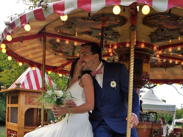 Le mariage de Antoine et Sarah à Bonneville-Aptot, Eure 27