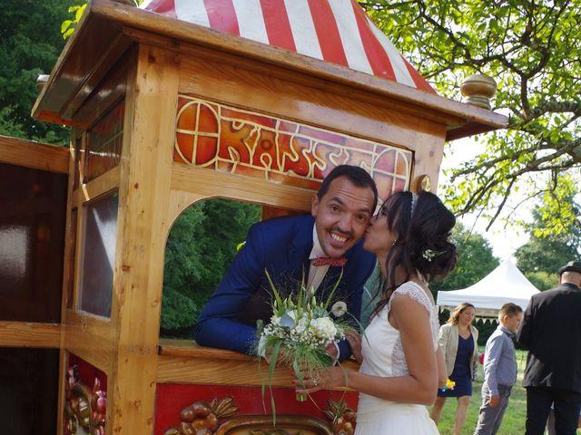 Le mariage de Antoine et Sarah à Bonneville-Aptot, Eure 28