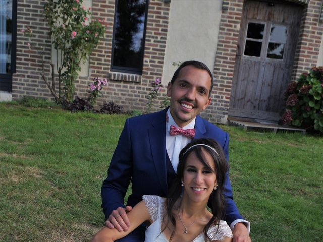 Le mariage de Antoine et Sarah à Bonneville-Aptot, Eure 32