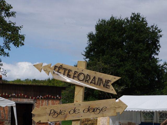 Le mariage de Antoine et Sarah à Bonneville-Aptot, Eure 40