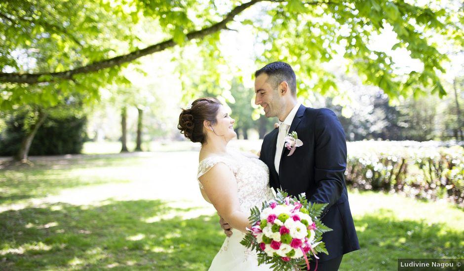 Le mariage de Pierrick et Mélanie à Gas, Eure-et-Loir