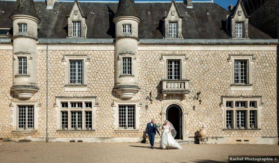 Le mariage de Oliver et Sarah à Angoulême, Charente