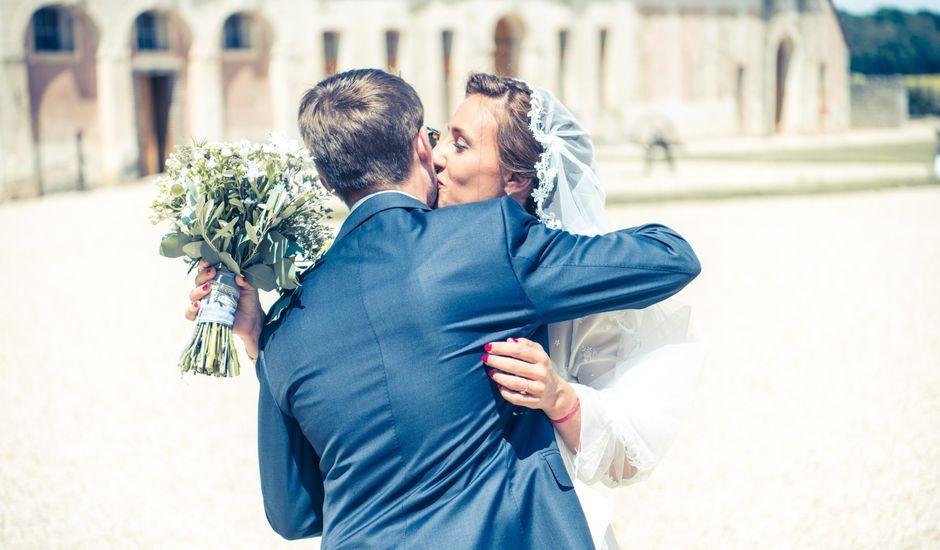 Le mariage de Sean et Marie  à Fouchères, Aube