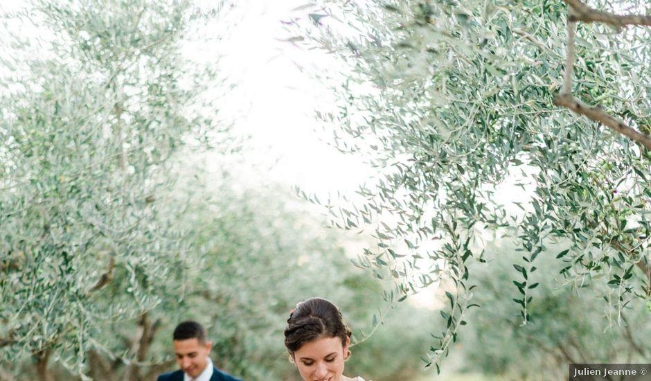Le mariage de Mélanie et Yanis à La Crau, Var