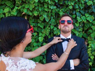 Le mariage de Marion et Joss