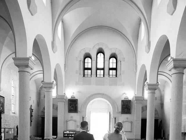 Le mariage de Damien et Eva à Villebois, Ain 16