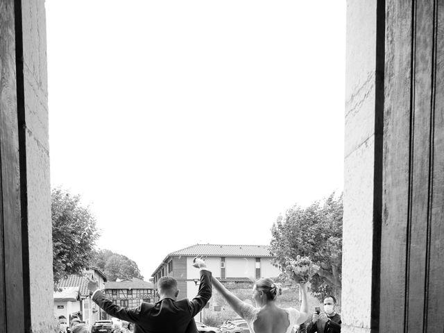 Le mariage de Damien et Eva à Villebois, Ain 17