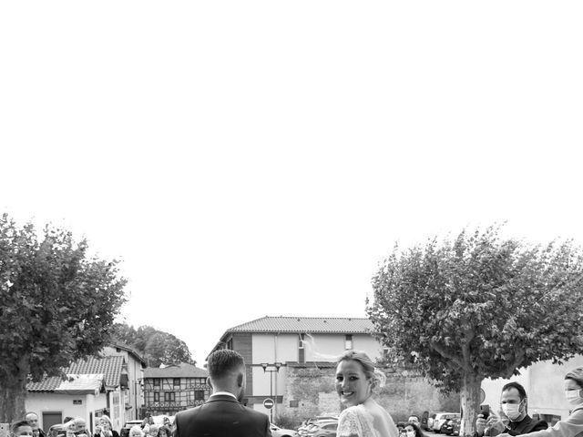 Le mariage de Damien et Eva à Villebois, Ain 18