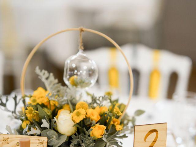 Le mariage de Damien et Eva à Villebois, Ain 20