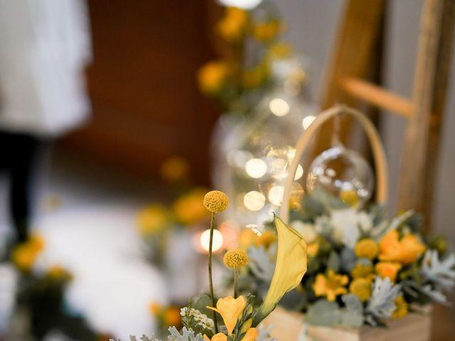 Le mariage de Damien et Eva à Villebois, Ain 22