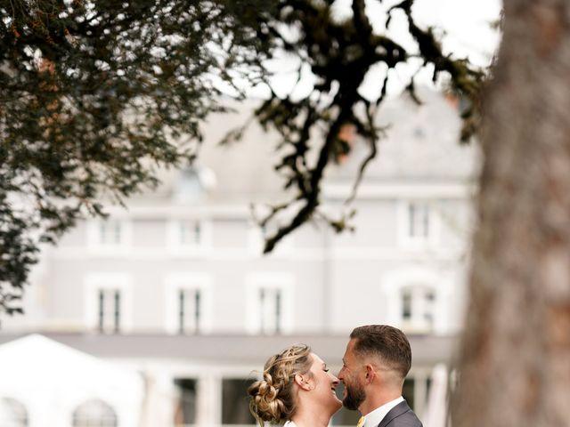 Le mariage de Damien et Eva à Villebois, Ain 25
