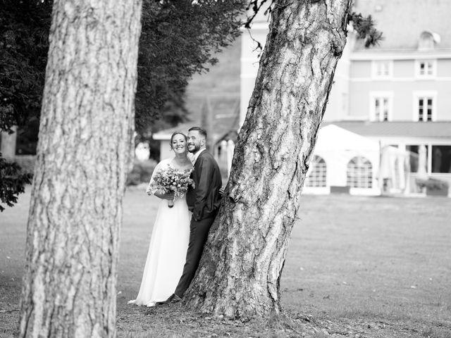 Le mariage de Damien et Eva à Villebois, Ain 26