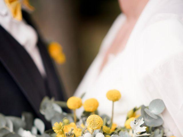 Le mariage de Damien et Eva à Villebois, Ain 29