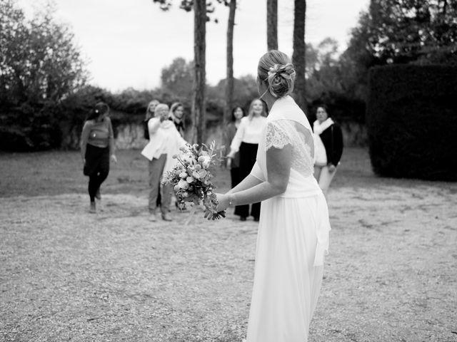 Le mariage de Damien et Eva à Villebois, Ain 33