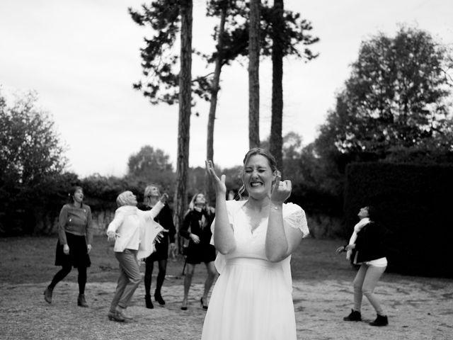 Le mariage de Damien et Eva à Villebois, Ain 34