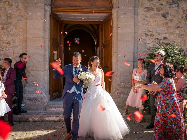 Le mariage de Alexandre et Aurélie à Pourrières, Var 1