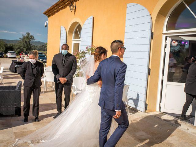 Le mariage de Alexandre et Aurélie à Pourrières, Var 2