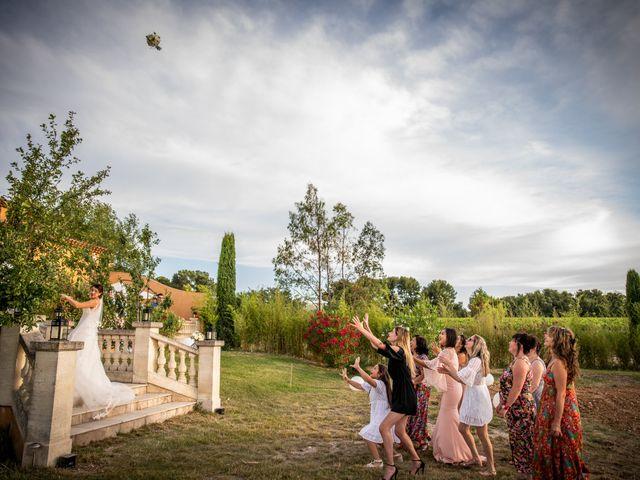 Le mariage de Alexandre et Aurélie à Pourrières, Var 8