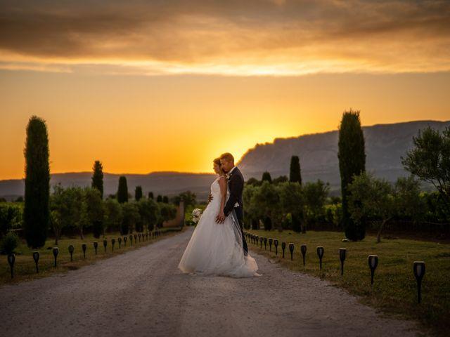 Le mariage de Alexandre et Aurélie à Pourrières, Var 17
