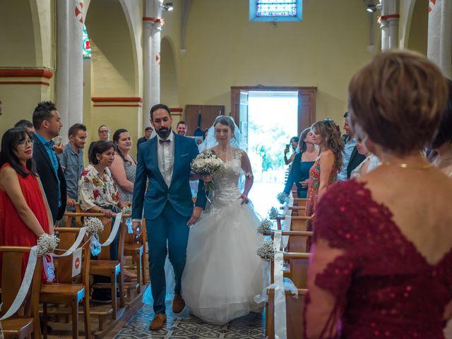 Le mariage de Alexandre et Aurélie à Pourrières, Var 34