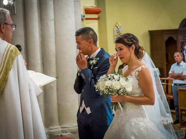 Le mariage de Alexandre et Aurélie à Pourrières, Var 36