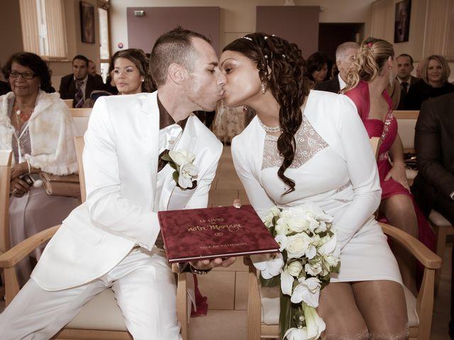 Le mariage de Vanessa et Joao à Villeparisis, Seine-et-Marne 9