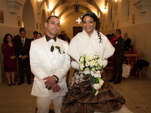 Le mariage de Vanessa et Joao à Villeparisis, Seine-et-Marne 10