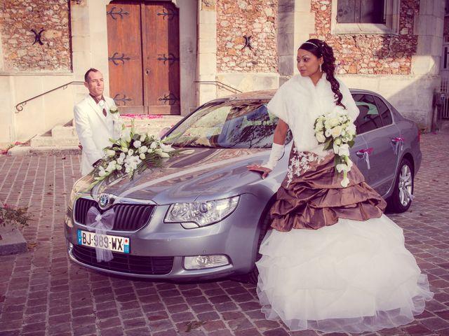 Le mariage de Vanessa et Joao à Villeparisis, Seine-et-Marne 14