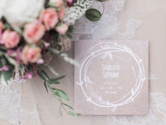Le mariage de Stéphane et Charlotte à Vaujours, Seine-Saint-Denis 1