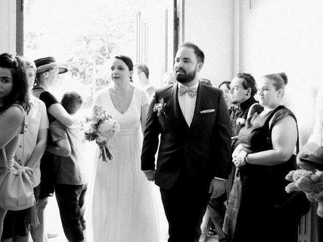 Le mariage de Stéphane et Charlotte à Vaujours, Seine-Saint-Denis 10