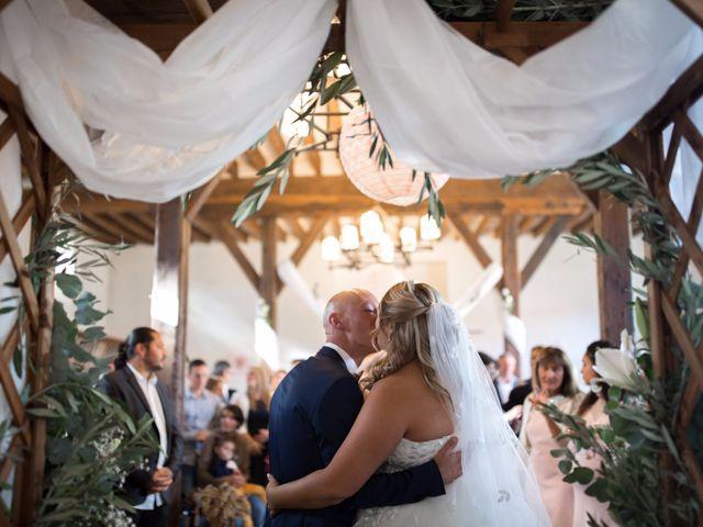 Le mariage de Pauline et Sébastien